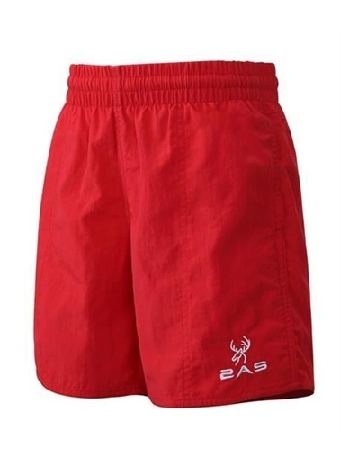 2AS Mayoşort Kırmızı